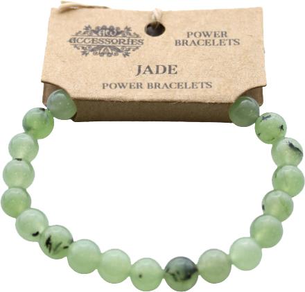 crystal jade power bracelet