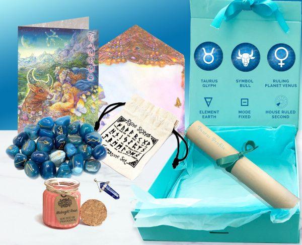Taurus Astrology Gift-Box