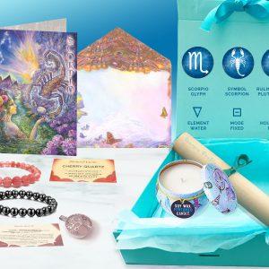 Scorpio Gift Box